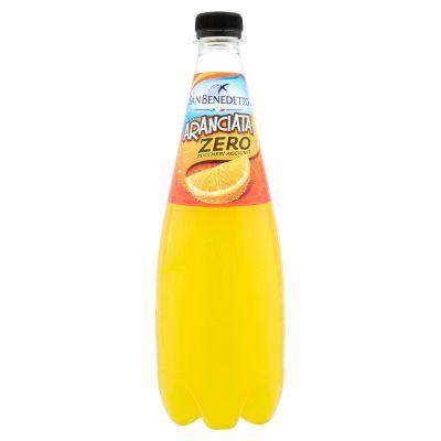 Соковый напиток San Benedetto со вкусом лимона и апельсина (Сан Бенедетто), 0,75 литра
