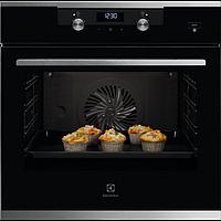 Встраиваемая духовка с функцией паровой печи Electrolux KODEC75X, фото 1