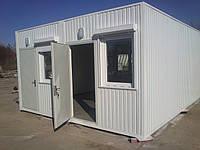 Строительство модульных зданий (быстровозводимые здания)
