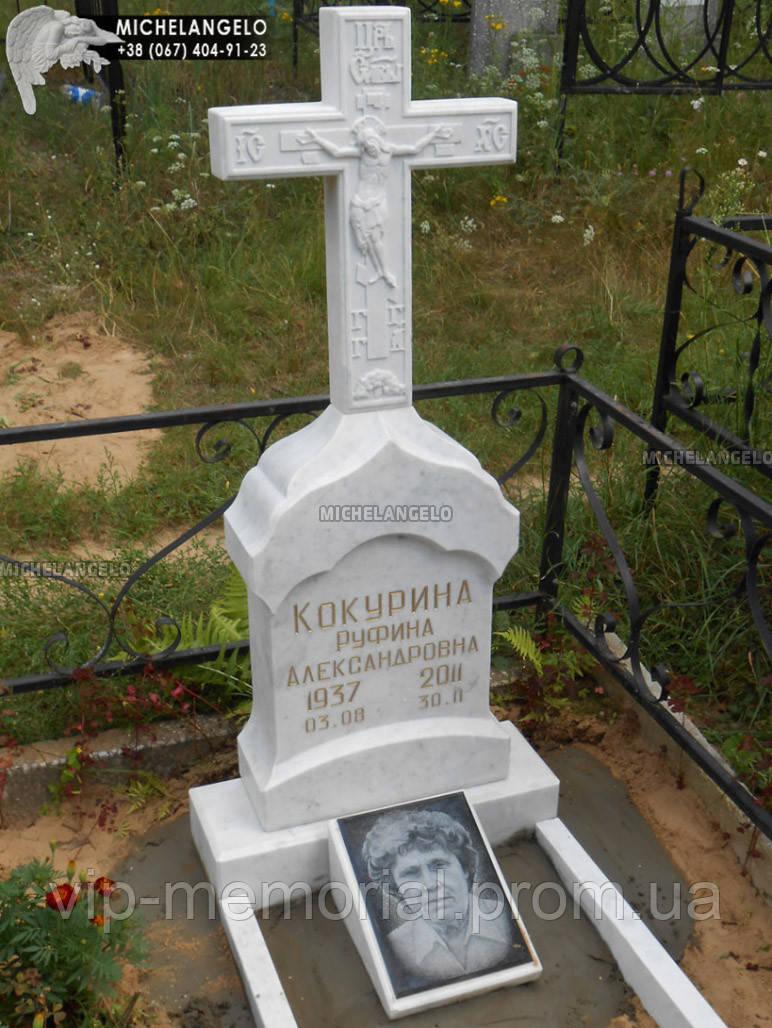 Крест на могилу Кр-48