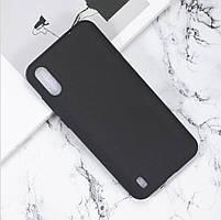 Чехол Soft Line для Blackview A60 силикон бампер черный