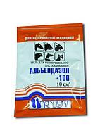 Альбендазол-100 гель від глистів 10 мл