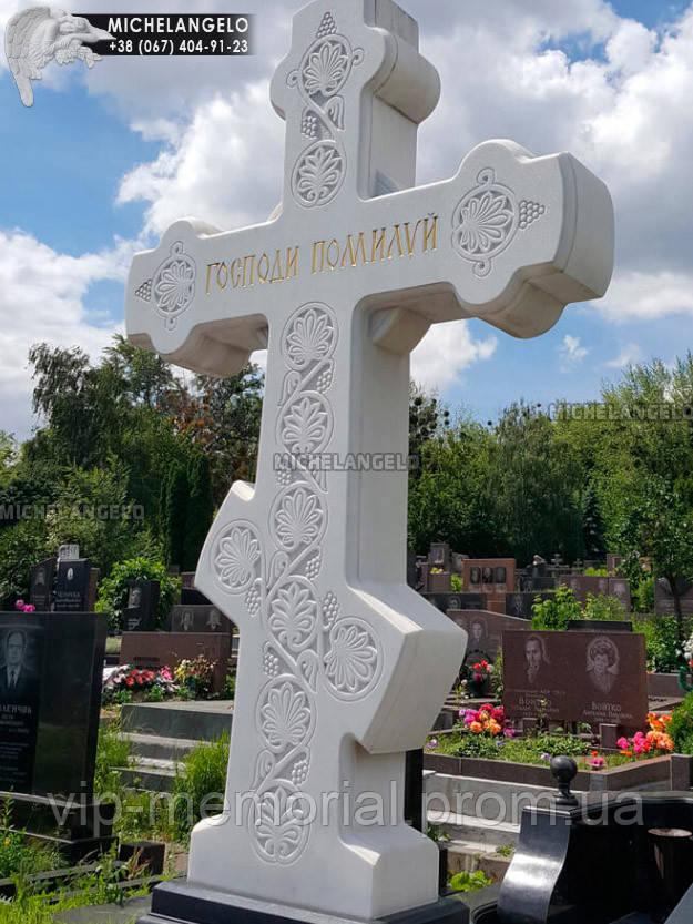 Крест на могилу Кр-49