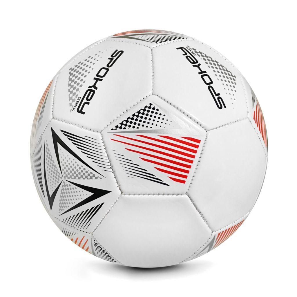 Футбольный мяч Spokey Stencil 925394 (original) Польша №5 тренировочный
