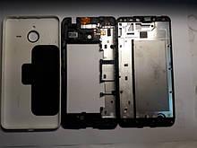 RM1067 lumia 640xl корпус кришка станина скло камери