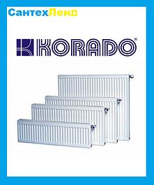 Стальные радиаторы Kоrado RADIK (Чехия)