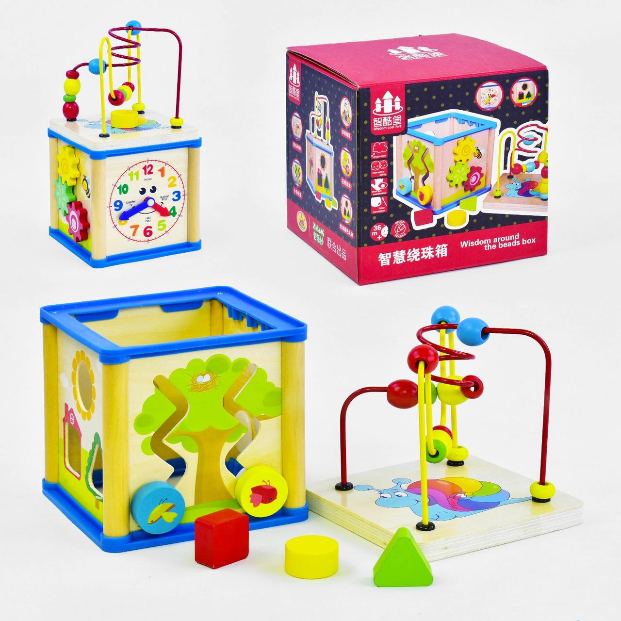 Развивающий детский мини бизиборд - Магазин детских игрушек kidstoys3-16 в Харкові