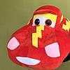 Мягкая большая игрушка-подушка Тачка Маквин, фото 10