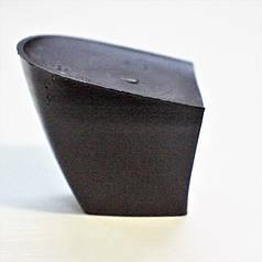 Каблук женский пластиковый 082 кев р.2-3  h-5,0-5,4см.