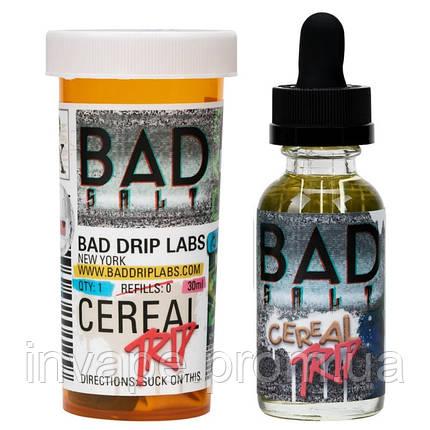 Bad Drip - Cereal Trip (Клон жидкости) 60мл, 0мг 1.5 мг, фото 2