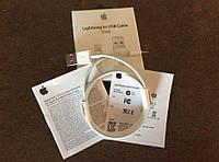 ОРИГИНАЛ Кабель шнур зарядка на\для айфон 5 5s 66s 78X др. iphone ipad