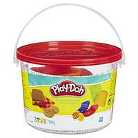 Набор теста Игровой для лепки Ведерко пластилина Play Doh Пикник Плей до Оригинал 23412/23414