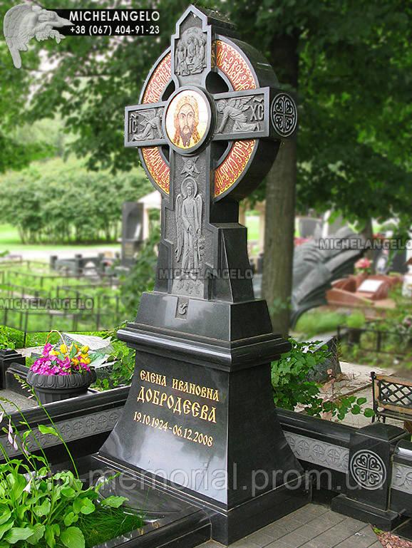 Крест на могилу Кр-52
