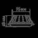 Світлодіодний розумний точковий світильник MAXUS 12Вт Коло, фото 3