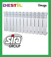 Радиатор Алюминиевый Sira Omega 350х80