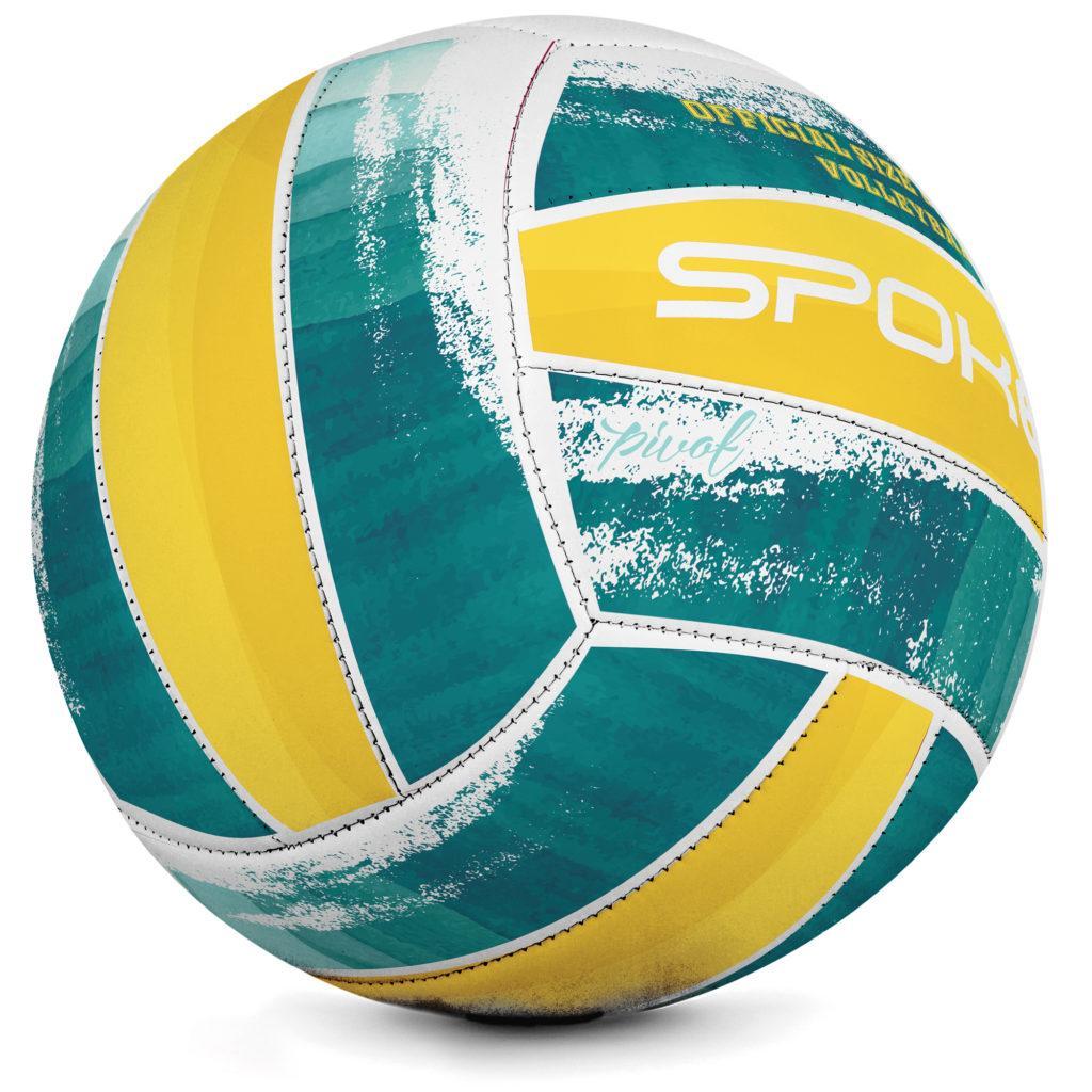 Волейбольный мяч Spokey Pivot 925408 (original) Польша