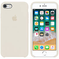Silicone case for iPhone SE/5/5S white