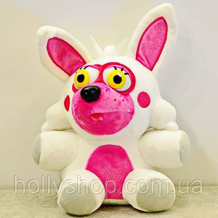 Мягкая игрушка Пять ночей с Фредди, FNaF - Mangle Мангл 25см, фото 2