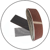 Абразивная лента и сетка