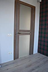 Межкомнатные двери стеклянные