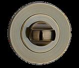 Фіксатор поворотний під WC T2 MVM (в асортименті), фото 2