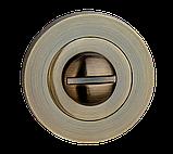 Фіксатор поворотний під WC T2 MVM (в асортименті), фото 3