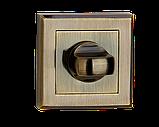 Фіксатор поворотний під WC T7 MVM (в асортименті), фото 2