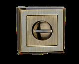 Фіксатор поворотний під WC T7 MVM (в асортименті), фото 3
