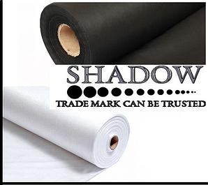 """Агроволокно """"Shadow"""" (Чехия) в рулонах."""