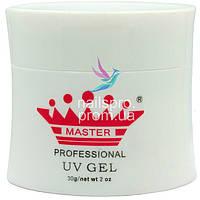 UV гель однофазный для наращивания ногтей конструирующий Master Professional 30g – Light Pink