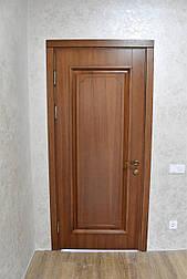 Межкомнатные двери с феленкой из массива ясеня