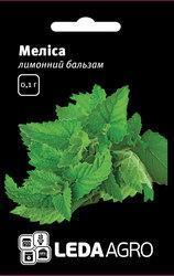 ТМ LEDAAGRO Мелисса Лимонный бальзам 0,1г