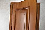Межкомнатные двери с феленкой из массива ясеня, фото 4