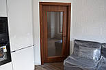 Межкомнатные двери с феленкой из массива ясеня, фото 9