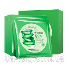 Набор масок для лица BioAqua Soothing&Moisture Aloe Vera в подарочной коробке