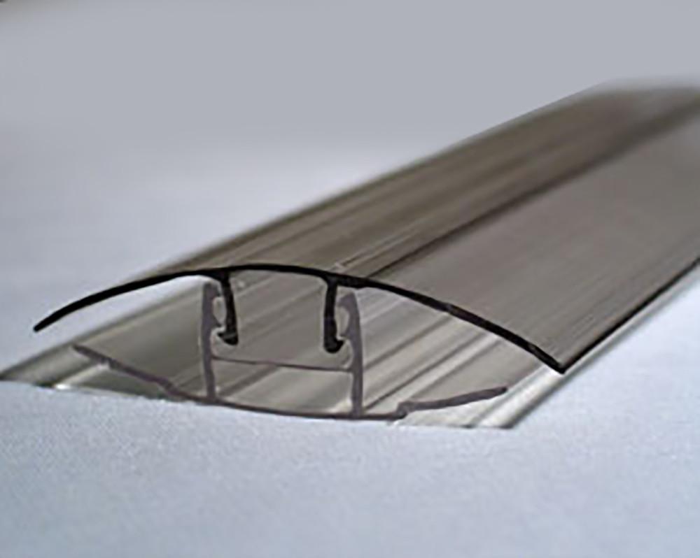 Соединительный профиль Oscar база-крышка HCP 10-16мм бронза 6000мм