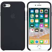 Silicone case for iPhone SE/5/5S black