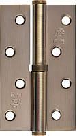 Завіса врізна 100 мм Права бронза