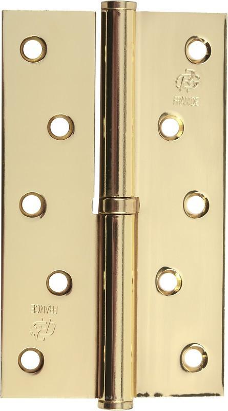 Завіса для дверей врізна h-125 мм L Gavroche (в асортименті)