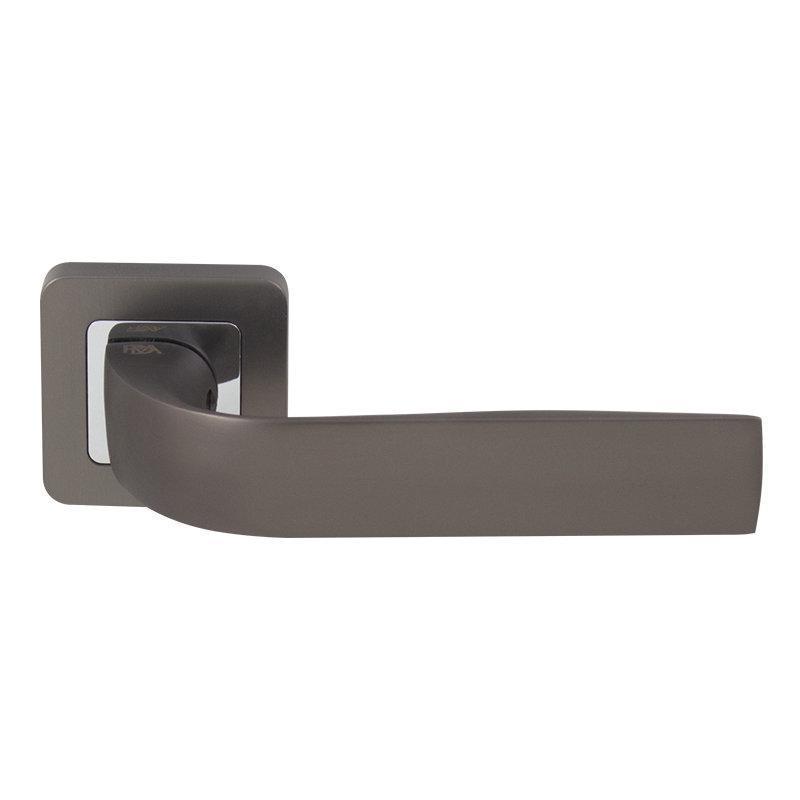 Дверні ручки RDA Sens хром / титан