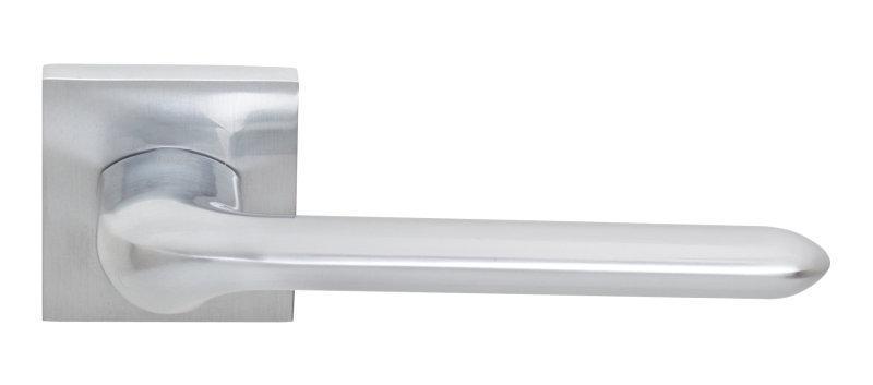 Дверні ручки RDA Space хром матовий