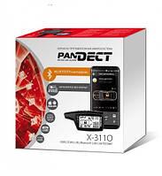 Автосигнализация Pandect X-3110 GSM/GPRS/Bluetooth-сигнализация