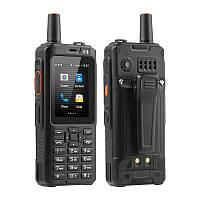 Защищенный мобильный телефон Land Rover F40 (UNIWA F40) black РАЦИЯ