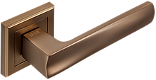 Дверні ручки MVM A-2010 MCF матова темна бронза