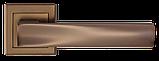 Дверні ручки MVM A-2010 MCF матова темна бронза, фото 2