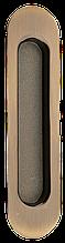 Ручка для раздвижных дверей MVM SDH-1 PCF бронза полированная