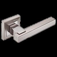 Дверні ручки MVM Loft Z-1290 BN/SBN чорний нікель