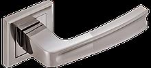 Дверні ручки MVM Ray Z-1355 BN/SBN чорний нікель