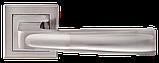 Дверні ручки MVM Ray Z-1355 BN/SBN чорний нікель, фото 2