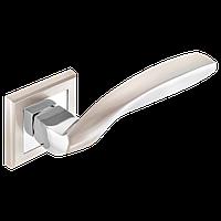 Ручка MVM Teza Z-1325 SN/CP матовий нікель/хром